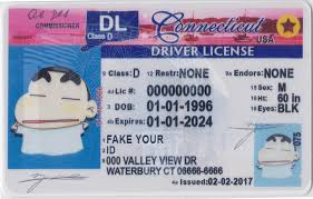 Ids Fake Connecticut Scannable Id Premium - We Make Buy