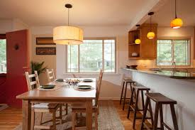 dinner table lighting. Chic Dinner Table Lamps Kitchen Lighting Cool M