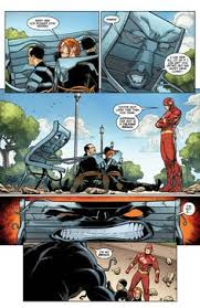 preview injustice s among us year four annual 1 ic vine