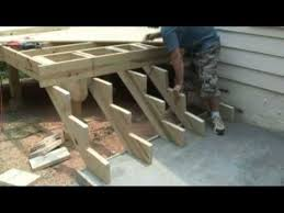 building deck stairs. Interesting Building How To Build Deck Stairs  Deckscom With Building Deck Stairs L