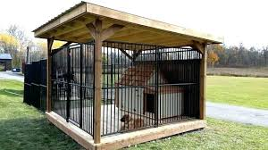 custom dog kennel buildings we have recently started building custom dog kennels for our