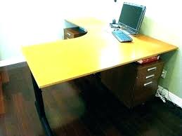 l shaped desk ikea uk.  Desk Ikea L Shaped Desk Computer  Glossy Brown Uk Throughout D