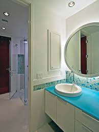sea glass tile bathroom best decorating with sea glass ideas liltigertoo