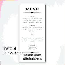 Word Restaurant Menu Templates Microsoft Word Restaurant Menu Template Free Templates For Mac