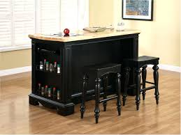 great fashionable portable kitchen island with bar stools Dining
