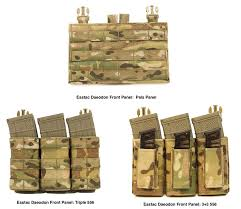 Esstac Daeodon Light Esstac Daeodon Plate Carrier Front Panels