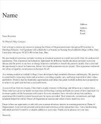 Sample Cover Letter Australia Cover Letter Nursing Resume Cover
