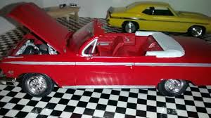 1962 Chevrolet Impala SS Model Car - YouTube