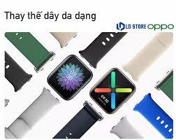 Đồng hồ thông minh Oppo Watch Phiên bản 46MM Chính Hãng