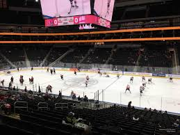 Rogers Place Section 101 Edmonton Oilers Rateyourseats Com