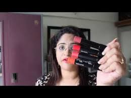 video updates this week on wiseshe silky lipbalms 20 nyx blushes olay indian makeupindian beautyvacationsnyx