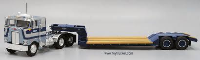 keen peterbilt 352 w vine rogers lowboy trailer 2018 ntt ns model 1 64 scale