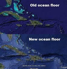 New View Of Ocean Floor In Google Earth Google Earth Blog