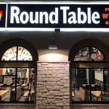 round table pizza wings brew place