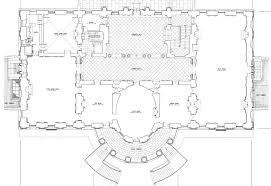 Where In The White House Is The Oval Office White House Floor Plan
