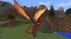 Minecraft ender dragon png images & psds for download with transparency. Dragon Mounts Addon For Minecraft Pe 1 16 221
