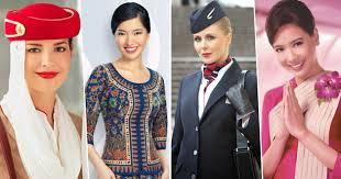 Как одеваются <b>стюардессы</b> со всего мира: фото | Журнал ...