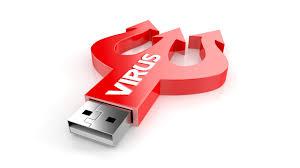 Kết quả hình ảnh cho Làm thế nào để nhận biết USB bị nhiễm virus