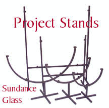 Art Glass Display Stands Fusing Metal Display Stands Sundance Art Glass Center 21