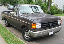ford f series eighth generation