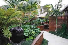 Small Picture Tropical Home Garden Decoration My House Pinterest Gardens
