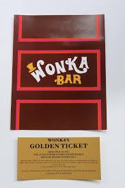 wonka chocolate bar wrapper. Modren Chocolate Wonka Bar Wrapper With Chocolate L