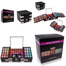 details about shany all about that face makeup kit all in one makeup kit eye shadows l