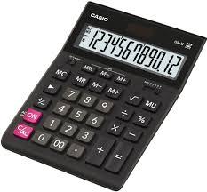 <b>Калькулятор Casio GR-12</b> купить недорого в Минске, обзор ...