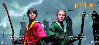 other items most wanted collectibles your most wanted harry potter chamber of secrets 1 6 harry draco quidditch