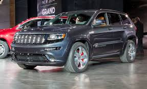 2014 Jeep Grand Cherokee EcoDiesel V-6 First Drive | Review | Car ...