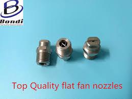 fan nozzle. 1/4\u0027\u0027 meg flat fan spray nozzles for road sweeper_304ss jet sprinklers nozzle