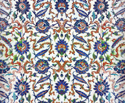 istanbul turkey may 18 2014 elaborate iznik mosaic tile work of the o72 work