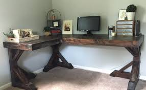 how to build a desk for 20 bonus 5 diy plans ideas with building your own plan 13