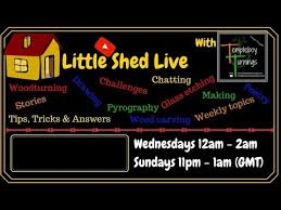 Making A Cd Case Little Shed Live With Templeboy Turnings Making A Cd Case Pen
