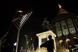 Colorado Lighting Jewish Community Celebrates Hanukkah With Menorah Lighting