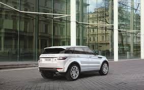 2016 Range Rover Evoque Prices Start from £30,200 in the UK ...