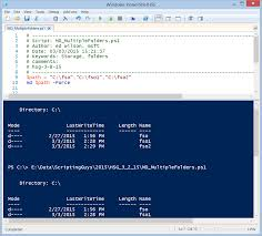 How To Create A Directory Weekend Scripter Use Powershell To Create Folder Hey Scripting