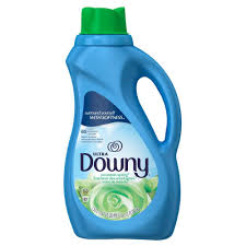 How Much Fabric Softener To Use Downy Ultra 51 Oz Mountain Spring Liquid Fabric Softener 60