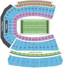Uofl Football Stadium Seating Chart Louisville Cardinals Vs Georgia Tech Yellow Jackets Friday