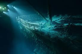 real underwater titanic pictures. Plain Underwater Inside Real Underwater Titanic Pictures F