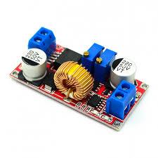 1pc <b>Original XL4015 E1 5A</b> DC to DC CC CV Lithium Battery Step ...