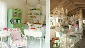Shabby Chic Kitchen Shabby Chic Kitchen Designs Decobizz For Creating Shabby Chic Miserv