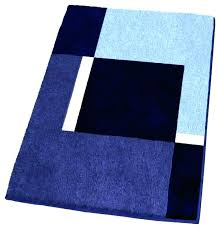 navy and white bath mat blue bath rug sets wonderful beautiful bathroom rugs light blue bath