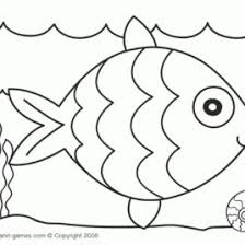 Small Picture Realistic Ocean Fish Coloring Pages Coloring Pages