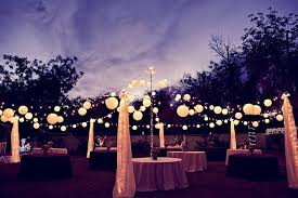 we have diy creative rustic and romantic wedding lighting outdoor ideas that will enhanced you wedding receptions exterior lighting doesn t need to be