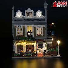 Parisian Restaurant Lighting Kit Lego 10243 Parisian Restaurant Light Kit