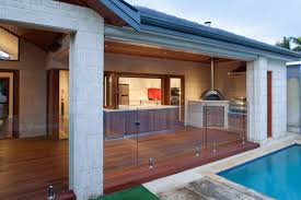 Patio Kitchen Patio Kitchen Designs L Shaped Outdoor Kitchen Plan Stainless