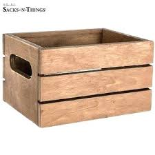 wooden crate boxes unfinished wood box hobby lobby with cut out handles storage lid for