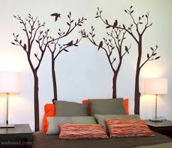 painting on the wall30 Beautiful Wall Art Ideas and DIY Wall Paintings for your