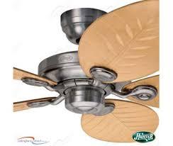 hunter outdoor ceiling fans. Raw Aluminium Hunter Outdoor Elements II 54\ Ceiling Fans A